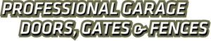 Professional Garage Doors and Gates Inc.