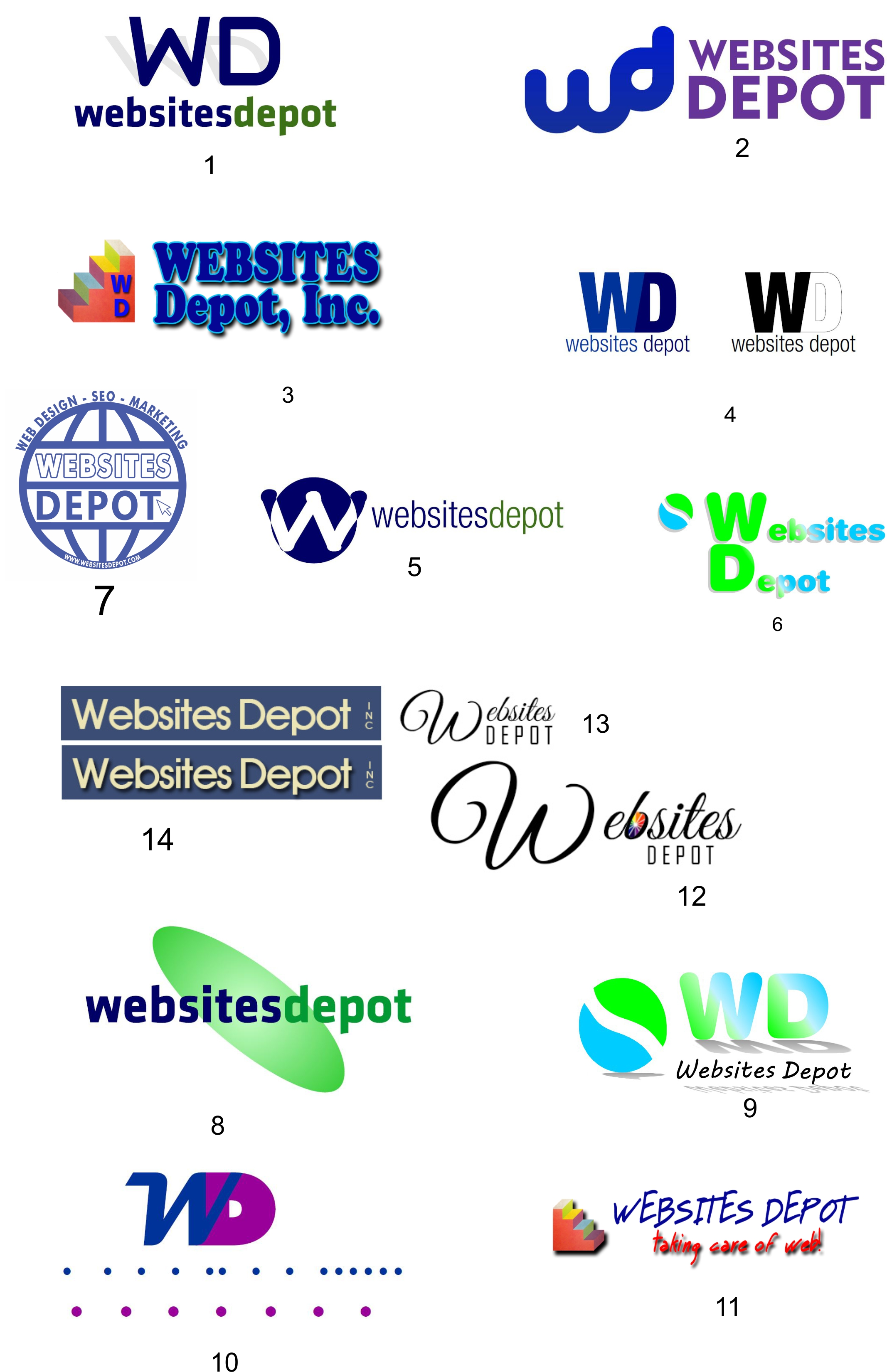 WD logo Competition