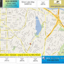 Coming soon! – Local map of Silver lake