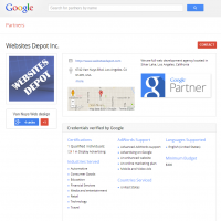 Difference between qualified (certified) Google Partners and regular SEO Company